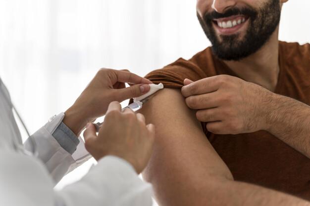 מבצע חיסונים נרחב במושבות